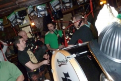 St Patrick\'s Day Pub Crawl 2012