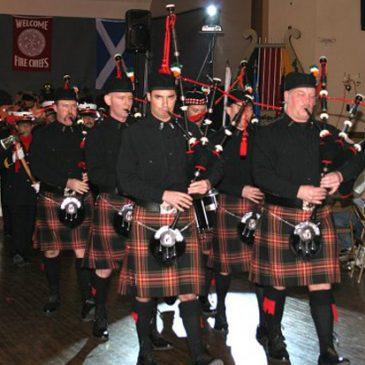 St. Patrick's Memorial Service 2009