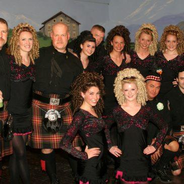 """2012 St. Patrick's Celebration with """"Celtic Fire"""""""