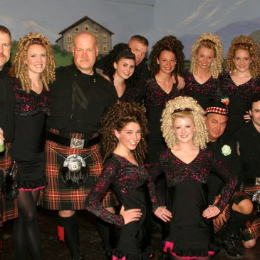 "2012 St. Patrick's Celebration with ""Celtic Fire"""